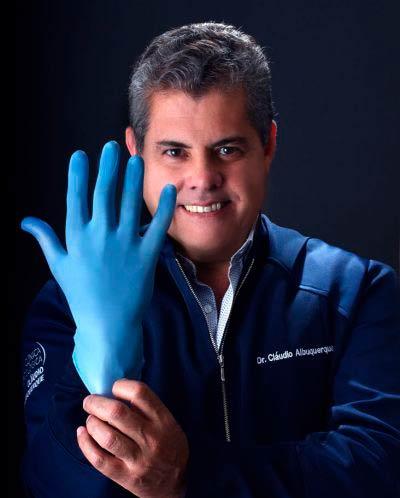 dentista em Fortaleza Ceará Dr. Cláudio Albuquerque